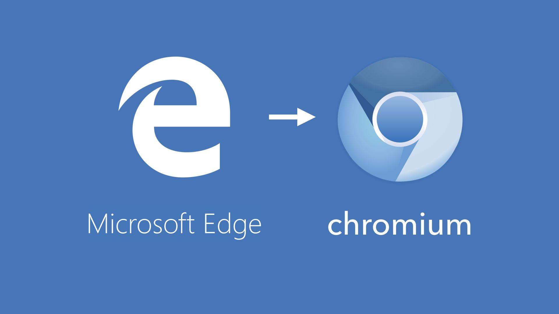 Microsoft Edge moves to Chromium in 2019 · Blog
