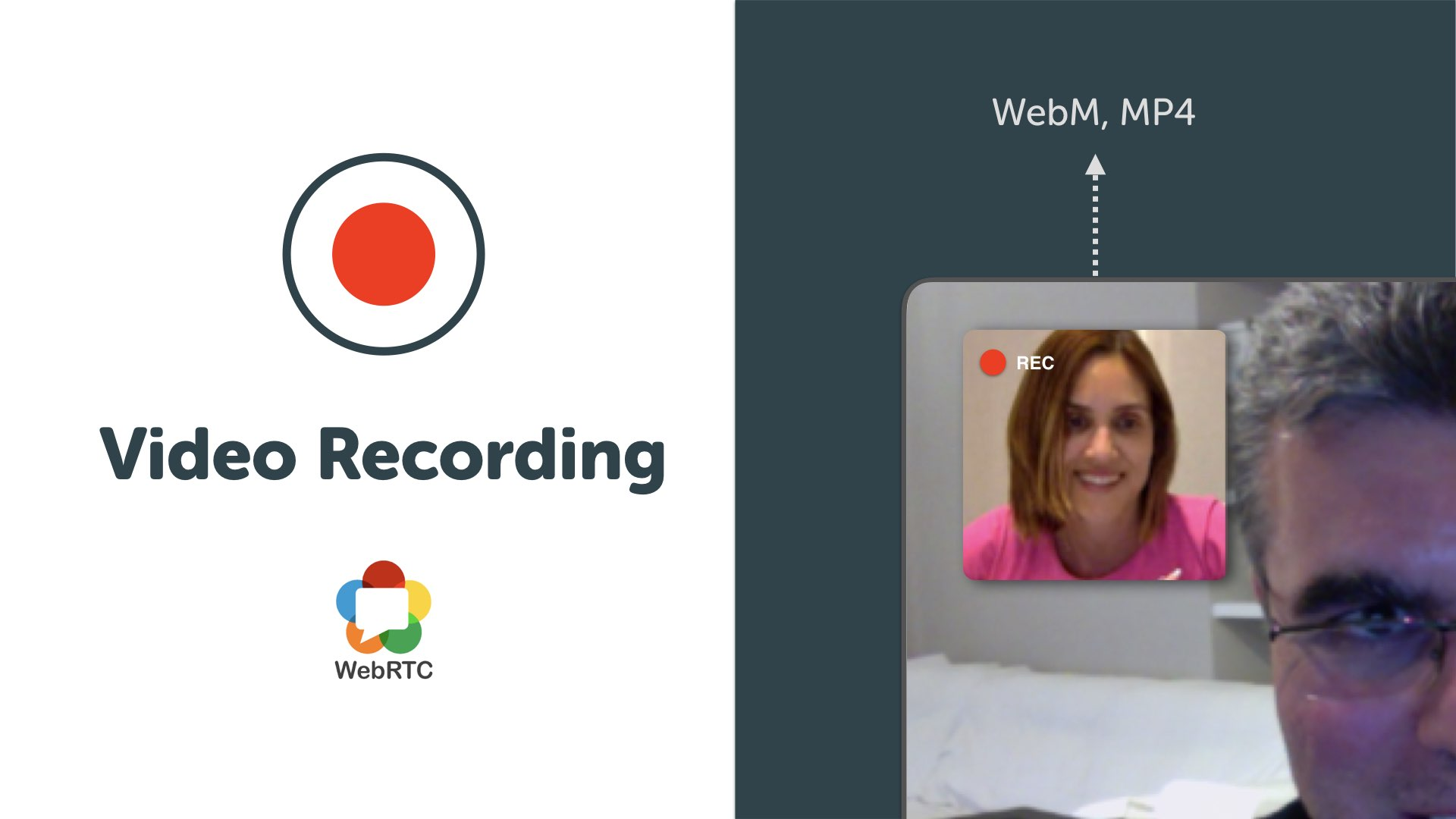 VideoRTC Video Recording