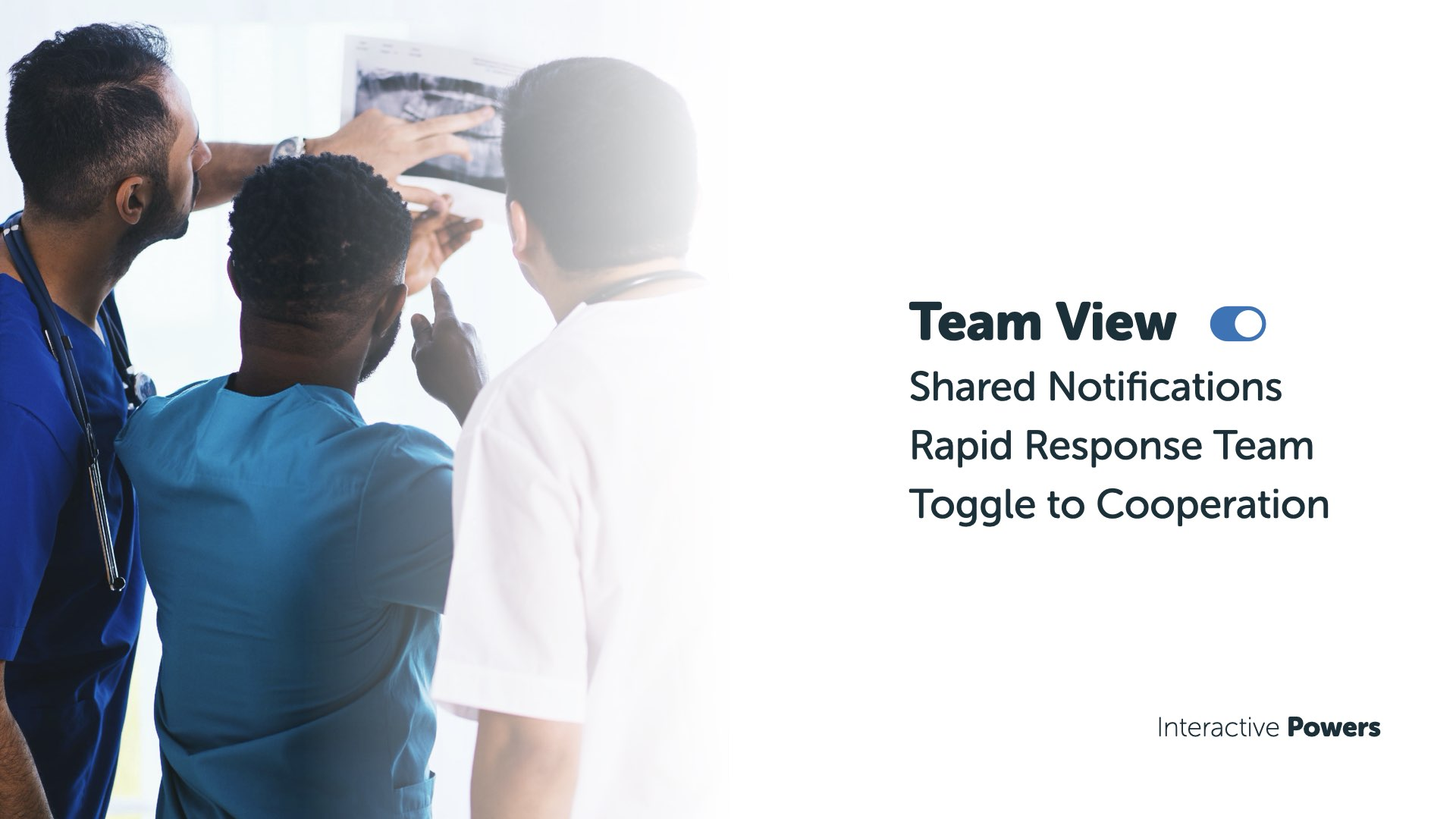 Virgo Healthcare - Team View